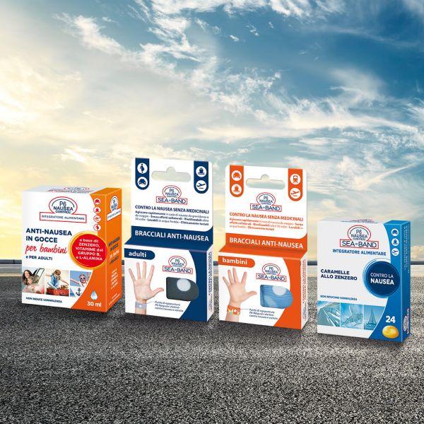 Packaging prodotti anti nausea P6